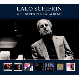 Lalo Schifrin Seven Classic Albums CD4