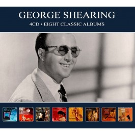 George Shearing Eight Classic Albums CD4
