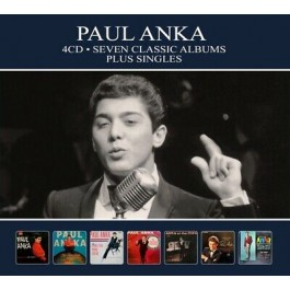 Paul Anka Seven Classic Albums CD4