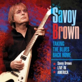 Savoy Brown Taking The Blues Back Home CD3