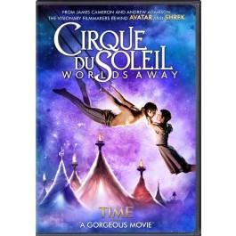 Cirque Du Soleil Worlds Away DVD