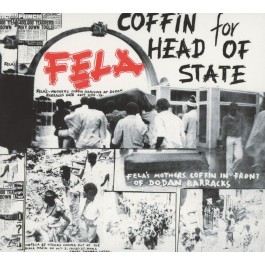 Fela Kuti Coffin For Head Of State, Unknown Soldier CD