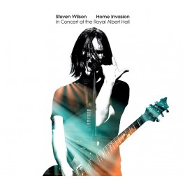 Steven Wilson Home Invasion In Concert At The Royal Albert Hall CD2+DVD