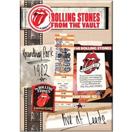 Rolling Stones From The Vault Live In Leeds 1982 BLU-RAY