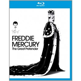 Freddie Mercury Great Pretender Documentary BLU-RAY