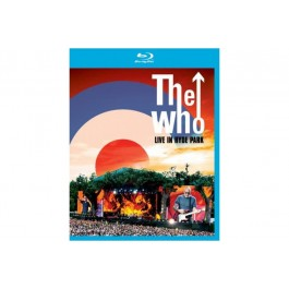 Who Live In Hyde Park BLU-RAY