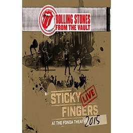Rolling Stones From The Vault Sticky Fingers Live At The Fonda Theatre 2015 BLU-RAY