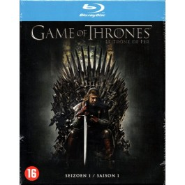 David Benioff Db Weiss Game Of Thrones Season 1 BLU-RAY