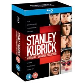 Stanley Kubrick Directors Collection Lolita, Clockwork Orange, Shining, Full Metal Jacket.. NLU-RAY8