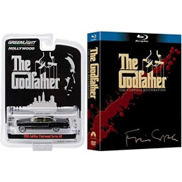 Francis Ford Coppola Godfather Trilogy Coppola Restoration BLU-RAY3