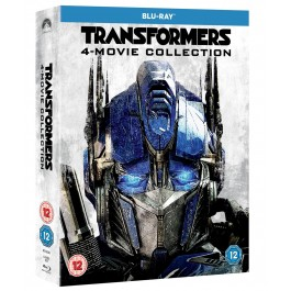 Movie Transformers 4 Movie Collection BLU-RAY4