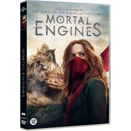 Christian Rivers Mortal Engines DVD