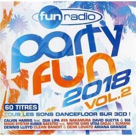 Various Artists Party Fun 2018 Vol.2 CD3