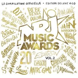 Various Artists Nrj Music Awards CD4