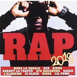 Various Artists Rap 2019 CD