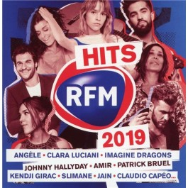 Various Artists Nrj Rfm 2019 CD2