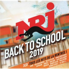Various Artists Back To School 2019 CD3