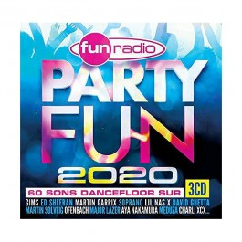 Various Artists Party Fun 2020 CD3