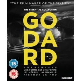 Jean-Luc Godard Essential Collection Nema Hr Podnaslov BLU-RAY5