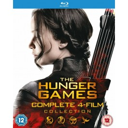 Movie Hunger Games Collection BLU-RAY4