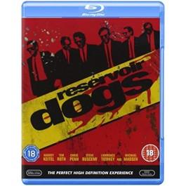 Quentin Tarantino Reservoir Dogs BLU-RAY