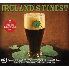 Various Artists Irelands Finest CD3