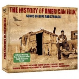 Various Artists History Of American Folk CD3