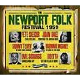 Various Artists Newport Folk Festival 1959 CD3