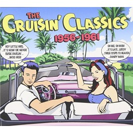 Various Artists Cruisin Classics 1956-1961 CD3
