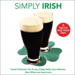 Various Artists Simply Irish CD2