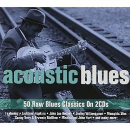 Various Artists Acoustic Blues CD2