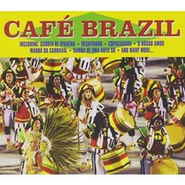 Various Artists Cafe Brazil CD2