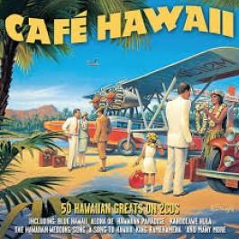 Various Artists Cafe Hawaii CD2
