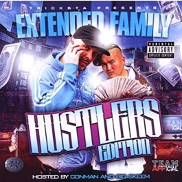 Various Artists Extended Family Hustlers Edition CD