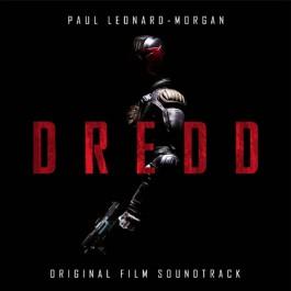 Soundtrack Dredd CD