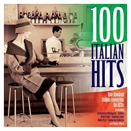 Various Artists 100 Italian Hits CD4
