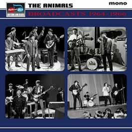 Animals Complete Broadcasts 1964-1966 CD