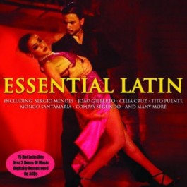 Various Artists Essential Latin CD3