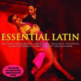 Various Artists Essential Latin CD3