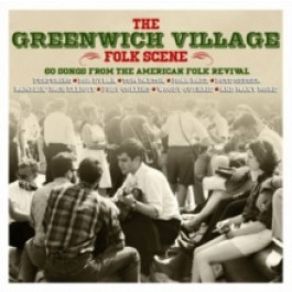 Various Artists Greenwich Village Folk Scene CD3