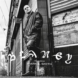 Ed Blaney Feat Mark E Smith Urban Nature LP