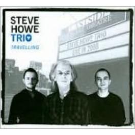 Steve Howe Trio Travelling CD
