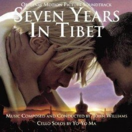Soundtrack Seven Years On Tibet CD
