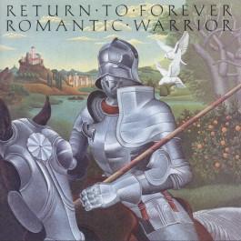 Return To Forever Romantic Warrior CD