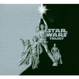 Soundtrack Star Wars Trilogy CD3