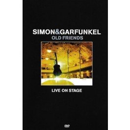 Simon & Garfunkel Old Friends Live On Stage DVD