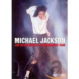 Michael Jackson Live In Bucharest The Dangerous Tour DVD