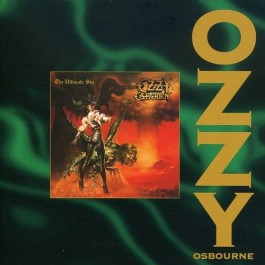 Ozzy Osbourne The Ultimate Sin CD