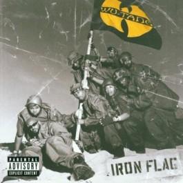 Wu-Tang Clan Iron Flag CD