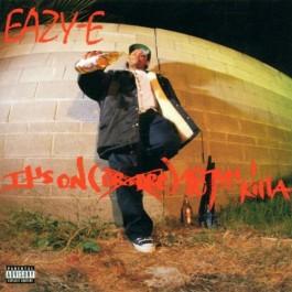 Eazy-E Its On 187Um Killa CD